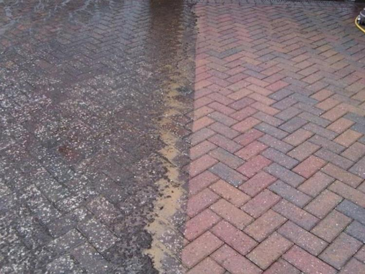 Patio Driveway Cleaning Nottingham