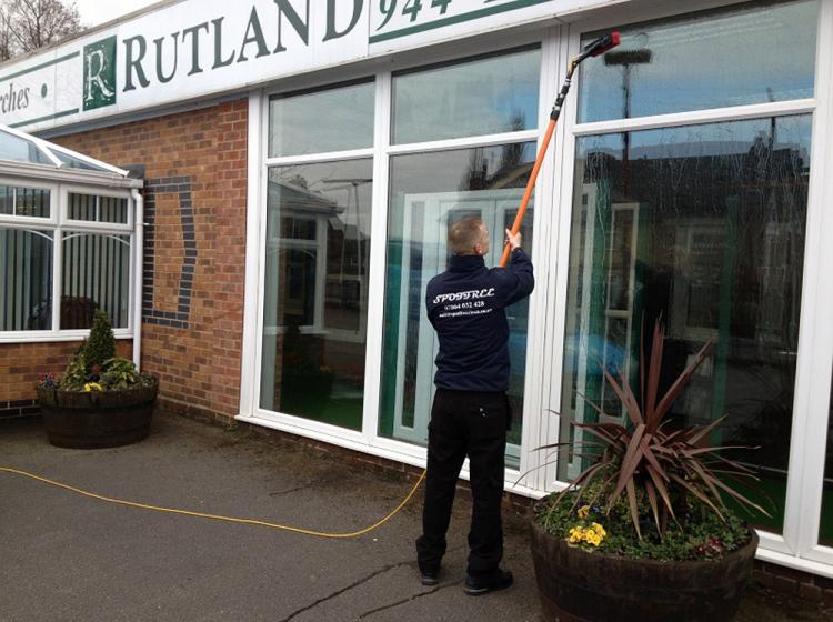 Commercial Window Cleaning Nottingham 4
