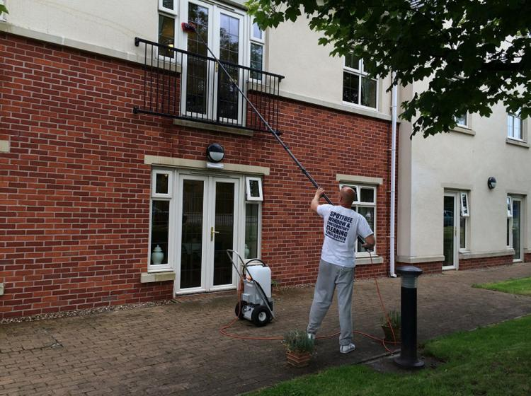 Commercial Window Cleaning Nottingham 6