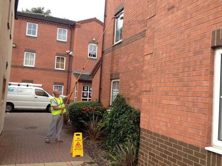 Commercial Window Cleaning Nottingham 5