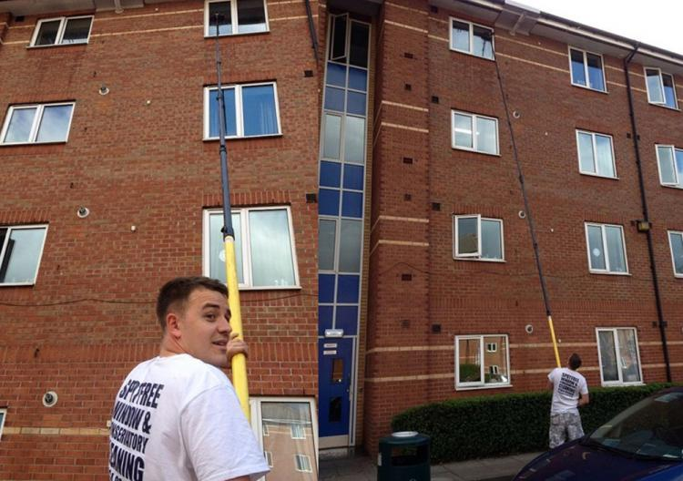 Commercial Window Cleaning Nottingham 2