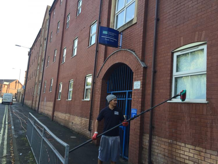 Commercial Window Cleaning Nottingham 3