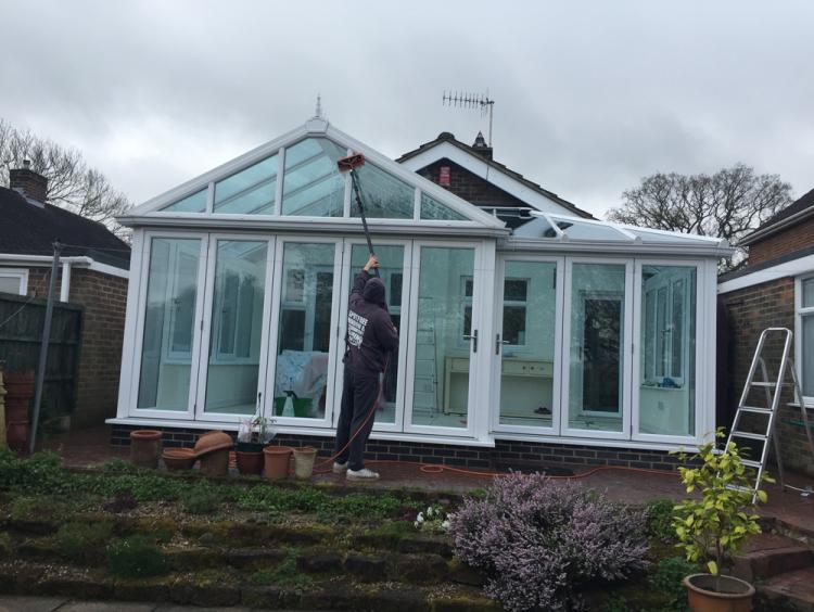 Conservatory Cleaning Nottingham 7