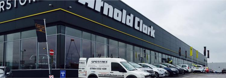 Commercial Window Cleaning Nottingham 1